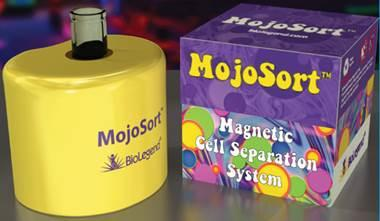 MojoSort™ Magnetic Cell Separation