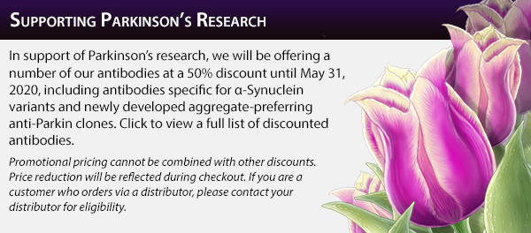 Supporting Parkinson's Research Promotion